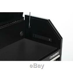 Husky 61 En. W Combinaison 18 Tiroirs Coffre À Outils Et Du Matériel Roulant Cabinet Set Brillant