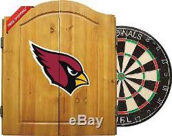 Imperial Marchandises NFL Licence Officielle Dart Cabinet Avec Embout En Acier Br