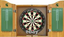 Imperial Officially Licensed Ncaa Merchandise Dart Cabinet Set With Steel Tip
