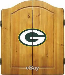 Impériale Sous Licence Officielle NFL Merchandise Cabinet Set Avec Pointe En Acier Br