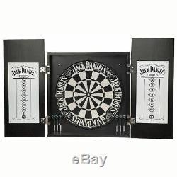 Jack Daniel's Daniels Old Jeu D'armoires À Jeu De Fléchettes En Acier À Pointe En Acier Jd-30326