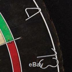 Jeu D'armoires De Jeu De Fléchettes, Fixation Murale À Guérison Automatique, Taille 6, Pointe En Acier