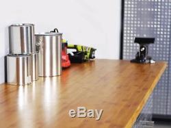 Jeu D'armoires En Acier De 10 Pièces En Acier Pour Atelier De Rangement Pour Garage