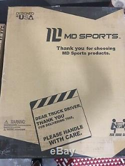 MD Sport Jeu De Fléchettes Électronique Cabinet Set Bristlesmart (tip Steel Fléchettes) Lourd