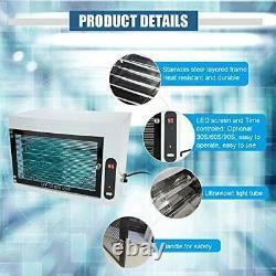Marque Manucure Outils Équipement Avec Affichage Led Et 3 Réglages De Minuterie