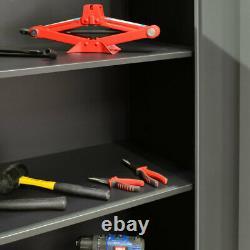 Mécanique Professionnelle 11 Pièce Modular Steel Cabinet Set Garage Tool Storage
