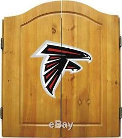 Merchandise NFL Imperial Licence Officielle Dart Cabinet Set Avec L'acier