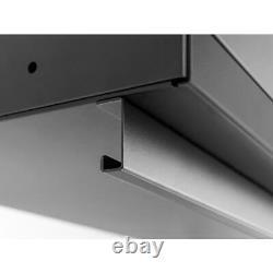 Newage Bold Series 144 X 77,25 X 18 Ensemble De Cabinets De Garage En Acier De 24 Calibres
