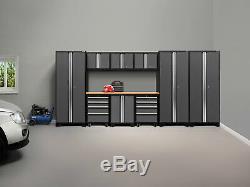 Newage Products Bold 3.0 Ensemble D'armoires De Rangement 10 Pièces