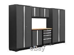 Newage Products Bold 3.0 - Ensemble D'armoires De Rangement 7 Pièces