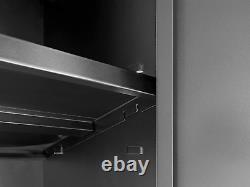 Newage Products Bold Series Gray 7 Piece Set, Armoires De Garage, 50199