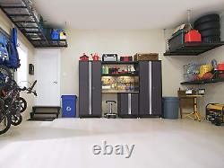 Newage Products Bold Series Gray 7 Piece Set, Armoires De Garage, 50421