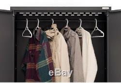 Newage Products Ensemble D'armoires De Plan De Travail En Acier Inoxydable Soudé De Calibre 24, Gris