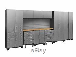 Newage Products Performance 2.0 Ensemble D'armoires De Rangement 10 Pièces