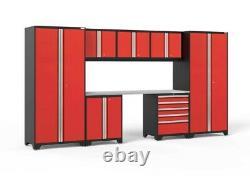 Newage Products Pro 3.0 Série Storage Cabinet 10-piece Set