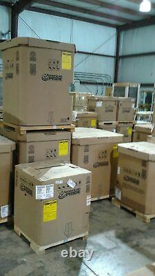 Nouveau Goodman Std. Efficiency 13 Seer Central Air A/c Package Avec Coil & Line Set