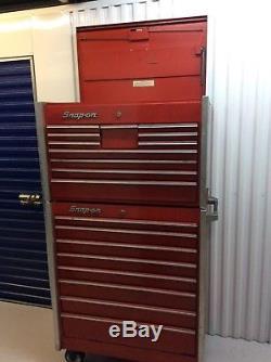 Outils Encliquetables Kr-650a Et Kr-655c. Coffre Supérieur Et Armoire Inférieure. Voir Photos