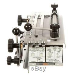Porter Cable 12 Combinaison De Luxe Aronde Jig Kit Mobilier Ebénisterie