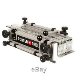 Porter Cable 12 Combinaison Deluxe Aronde Jig Kit Ébénisterie Travail Du Bois