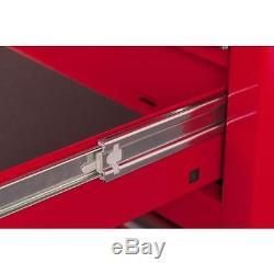 Rangement Verrouillable De Coffre À Outils D'armoire De Roulement D'atelier Rouge 42 En Tiroir De 20