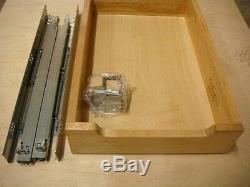 Set De 4 Kraftmaid 2724 Delux Roll Out Tray Fit Plus Marque Cabinets