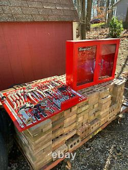 Snapon Master Interchangeable Puller Set Cj2000 Tool Board Cabinet