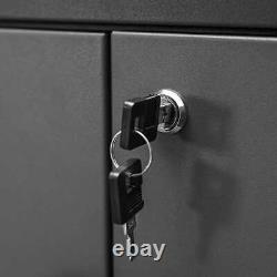 Torin Tce Garage Cabinet Combo Set, 9 Pièces