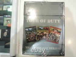 Tout Nouveau Tour Of Duty La Série Complète Locker Box Set DVD
