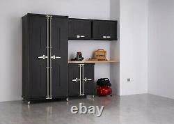 Trinity Pro Tsnpbk-0616 5 Pièces Garage Cabinet Set Noir