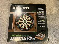 Unicorn Eclipse Hd2 Pro Steel Tip Dartboard Cabinet Set Livraison Gratuite