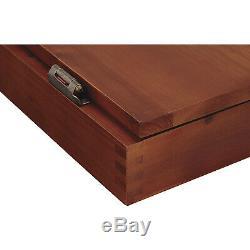 Viper Metropolitan Steel Tip Dartboard Cabinet Set Cannelle Terminer